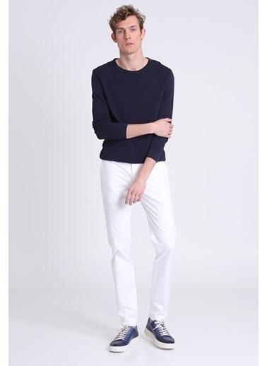 Lufian Chino Pantolon Beyaz